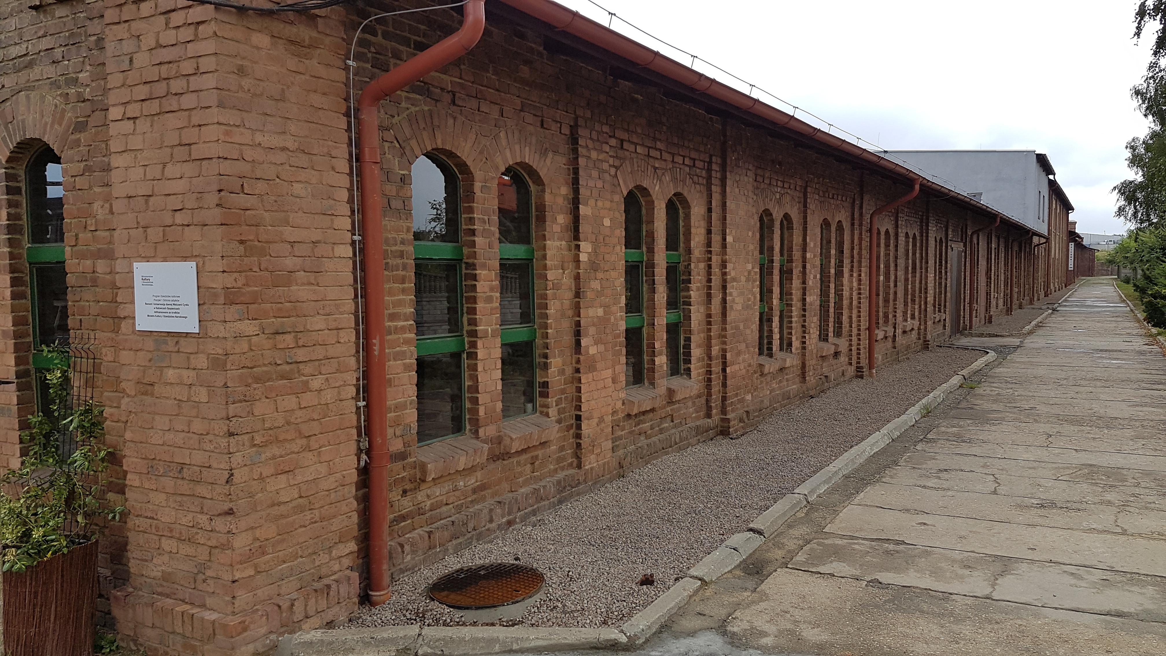Severyn Projekt - Muzeum hutnictwa cynku – zmiana sposobu użytkowania hali walcowni cynku