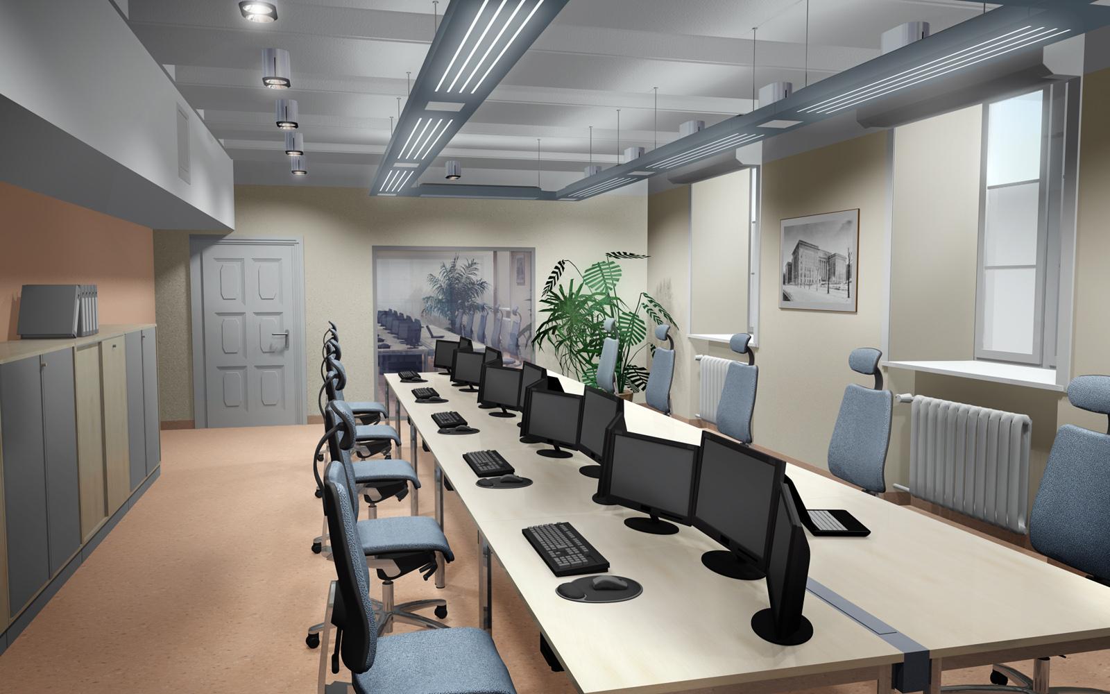 Severyn Projekt - Adaptacja pomieszczeń na wojewódzkie centrum powiadamiania