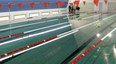 Severyn Projekt - Przebudowa basenu w Będzinie