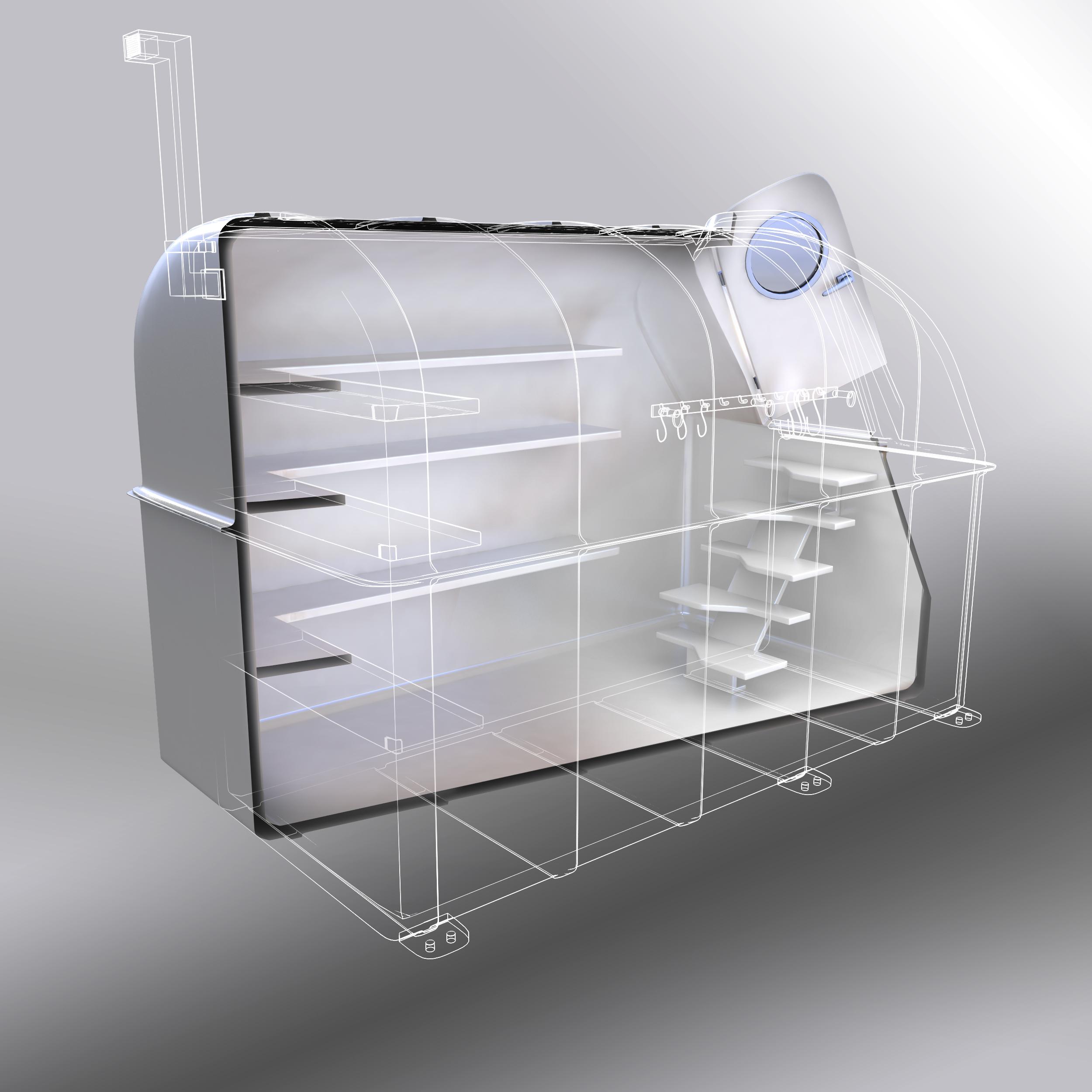 Severyn Projekt - Komora piwniczna Eko-Fresh