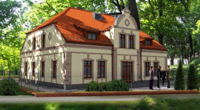 Severyn Projekt - Mieroszewskich w Mysłowicach