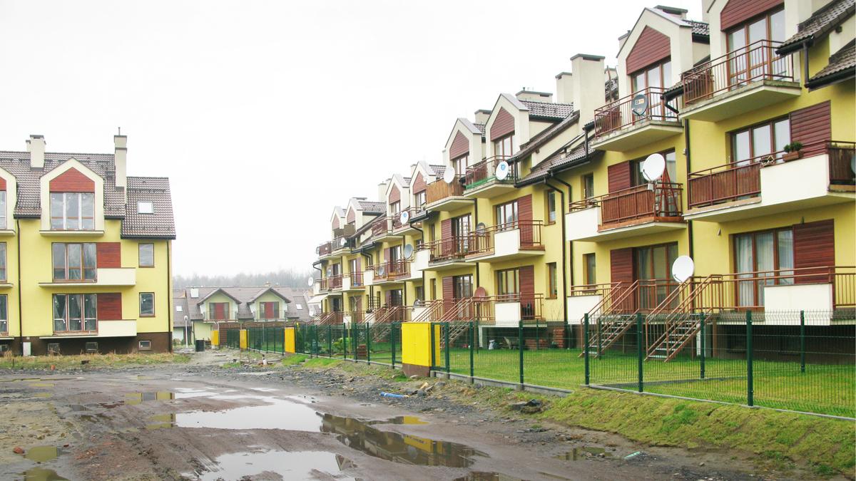 Severyn Projekt - Osiedle domów jedno I wielorodzinnych, Gliwice-Paniówki