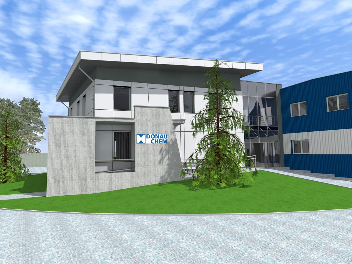 Severyn Projekt - Donauchem Polska sp. z o.o. – Siedziba firmy w Jaworznie