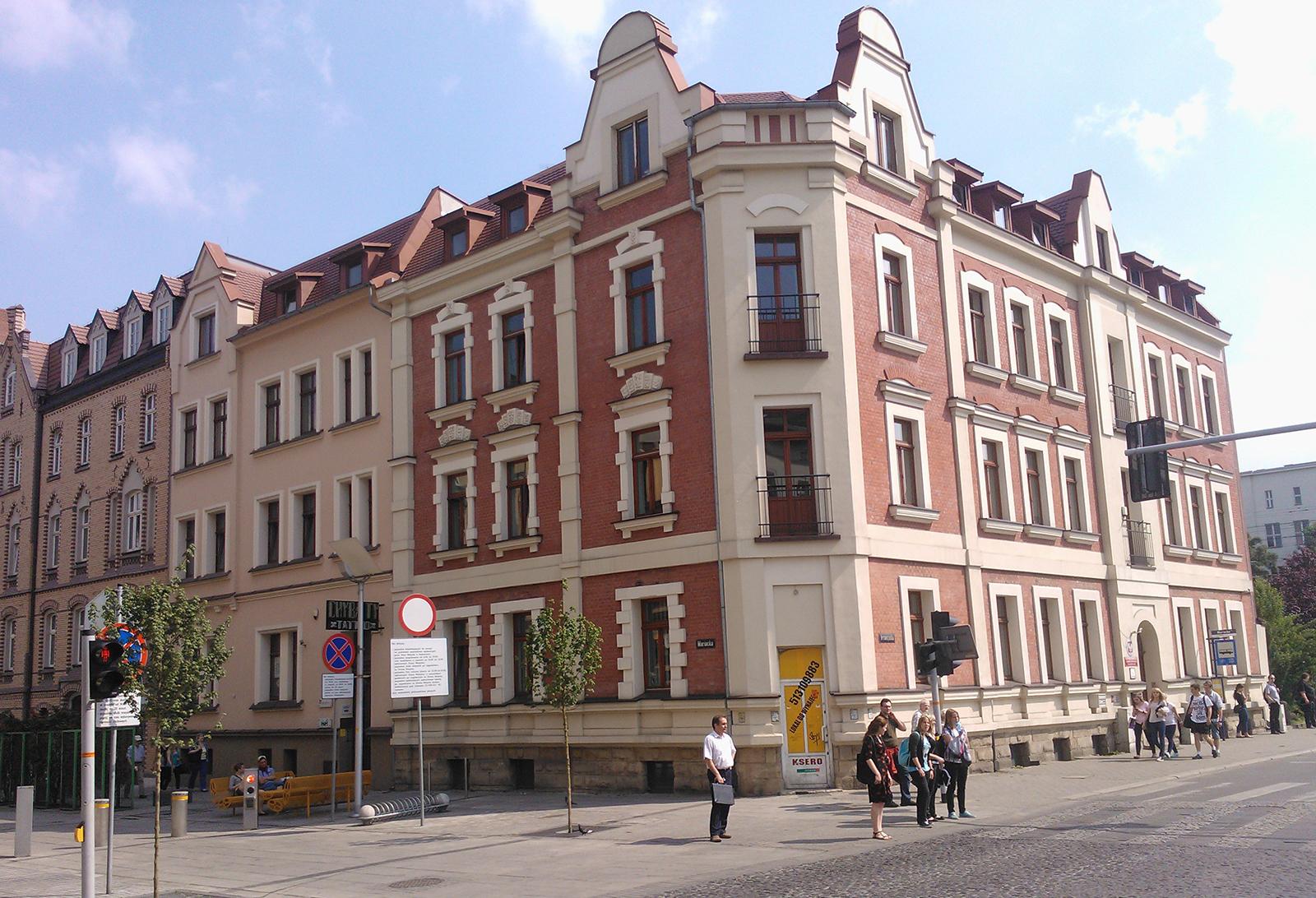 Severyn Projekt - Remont i przebudowa kamienic miejskich mieszkalno - usługowych