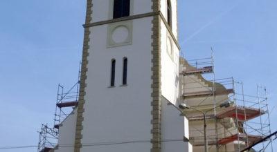Severyn Projekt - Mysłowice – remont elewacji Kościoła