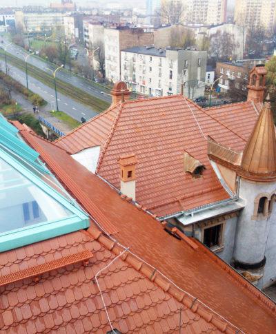 Severyn Projekt - Sąd Rejonowy w Sosnowcu