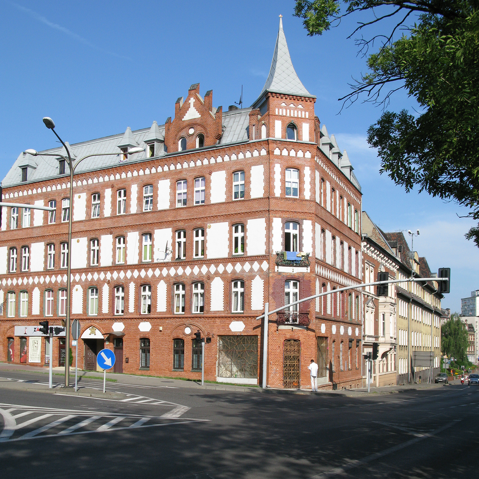 Severyn Projekt - Remonty i modernizacje obiektów zabytkowych